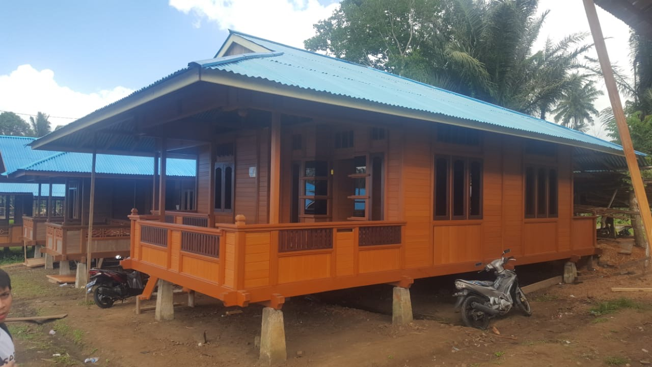 580 Gambar Rumah Adat Manado Terbaru